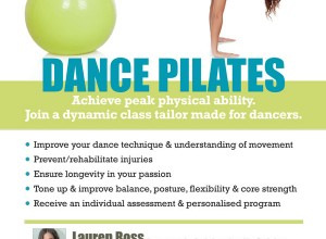 Melbourne Dance Pilates - Glenhuntly Rd Health Clinic - Dancer Injury Prevention - Tone - Strengthen -