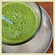 Smoothie_healthy smoothie_green smoothie_smoothie recipe