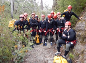557 staff story_Canyoning_Blue Mountains NSW_Glenhuntly Road Health Clinic_Phyisotherapist _Melbourne Physio_