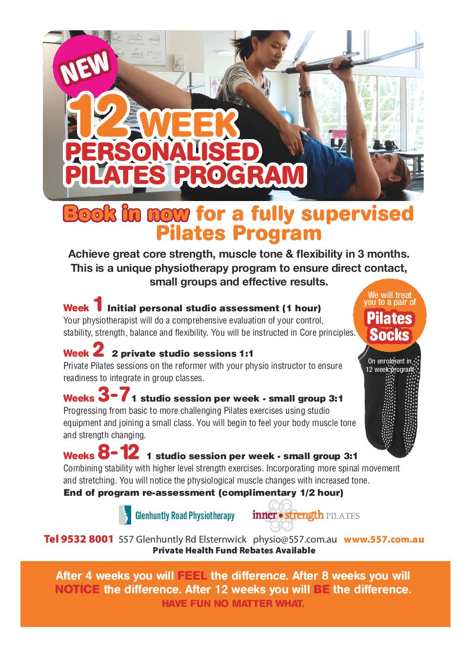 pilates-classes-st-kilda-pilates-class-elsternwick-pilates-classes-Albert-Park-How to build your core strength