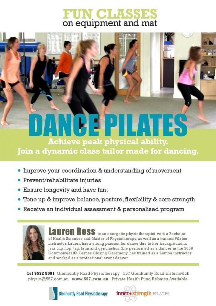 Dance Pilates Classes Inner Strength Pilates Melbourne